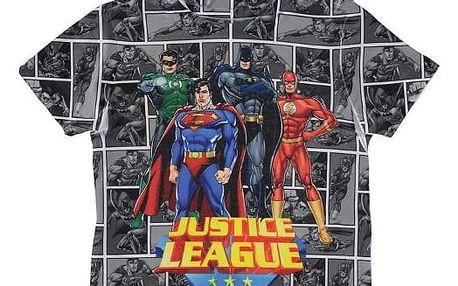 Dětské tričko Justice League