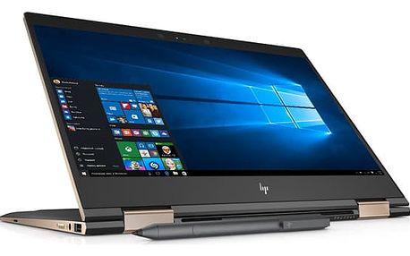 Notebook HP Spectre 13 x360-ae012nc (2ZG67EA#BCM) šedý Software F-Secure SAFE, 3 zařízení / 6 měsíců + Monitorovací software Pinya Guard - licence na 6 měsíců v hodnotě 979 Kč + DOPRAVA ZDARMA