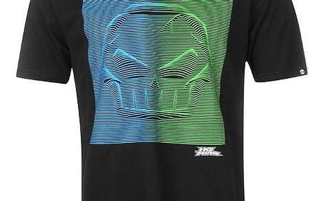 Pánské tričko No Fear Motocross černé