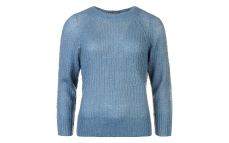 Dámský svetr Noisy May modrý