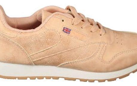 Dámské sportovní boty ENGLAND růžové