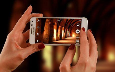 Naučte se fotit mobilem jako profík