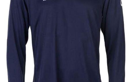 Pánské sportovní tričko s dlouhým rukávem Sondico tmavě modré