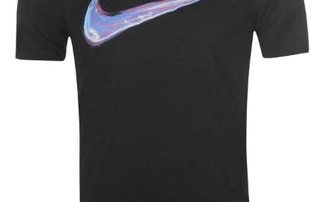 Pánské tričko NIKE Streak černé