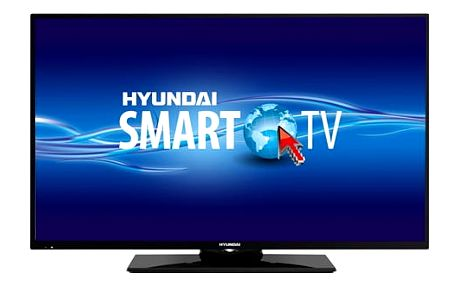 Televize Hyundai FLR 32TS439 SMART černá