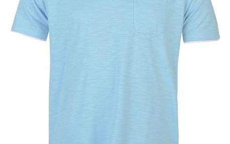 Pánské tričko Pierre Cardin Layered modré