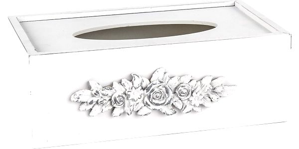 Box na kapesníky Renesance, 26 x 15 cm