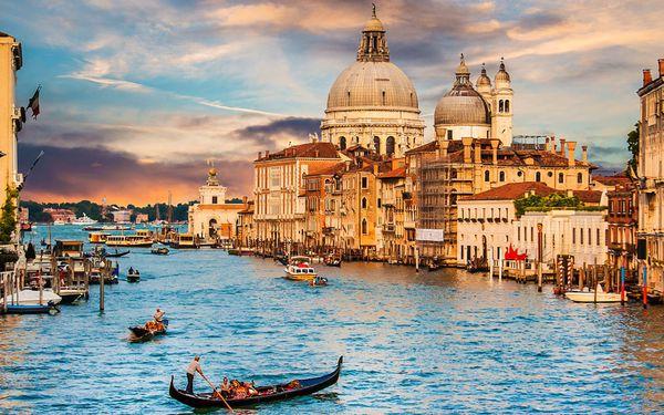 Benátky a Shakespearovská Verona: 1x nocleh