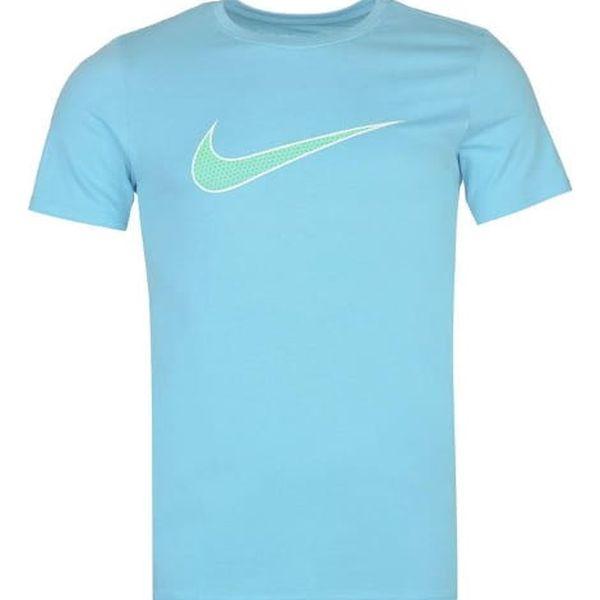 Pánské tričko NIKE světle modré