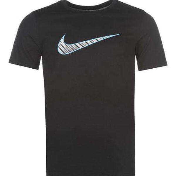 Pánské tričko NIKE černé