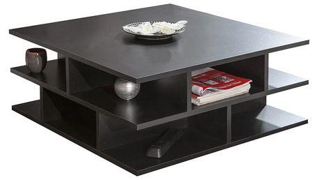 Černý konferenční stolek Symbiosis Gilla