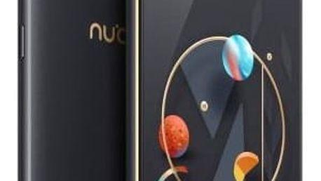 Mobilní telefon Nubia Z17 mini Dual SIM 4 GB + 64 GB (6902176901058) černý/zlatý + DOPRAVA ZDARMA