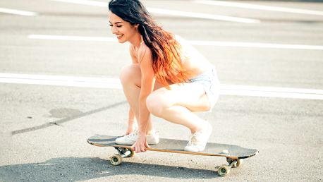 Kurz longboardu a penny boardu pro děti i dospělé