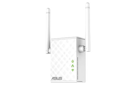 WiFi extender Asus RP-N12 bílý (90IG01X0-BO2100)
