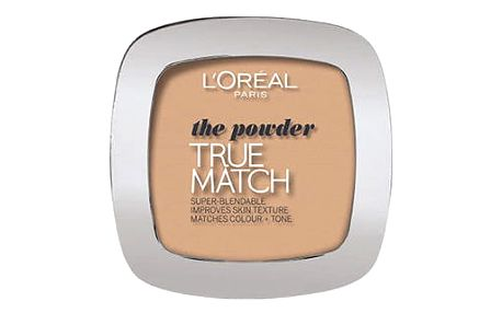 L´Oréal Paris True Match 9 g pudr D3-W3 Golden Beige W