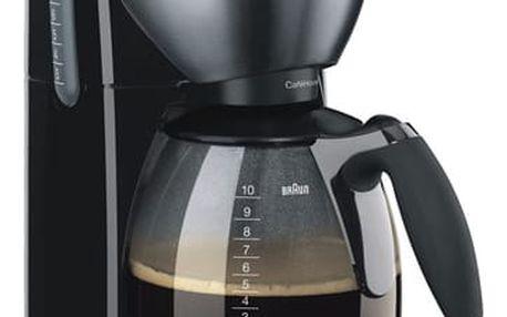 Kávovar Braun KF 570/1 černý