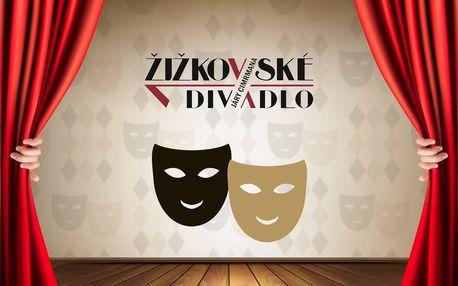 40% sleva na 2 lístky do divadla Járy Cimrmana