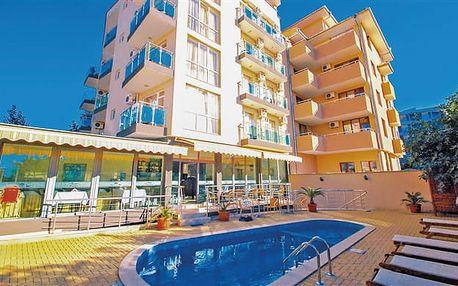 Sveti Dimitar - menší, rodinně vedený hotel poskytující i rodinné pokoje