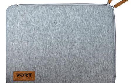 "Pouzdro PORT DESIGNS Torino pro 13,3/14"" šedé (140384)"