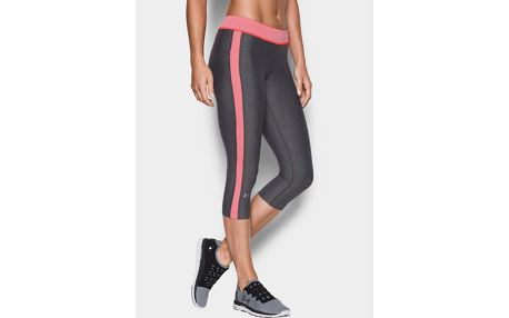 Legíny Under Armour Heatgear Sport Capri Šedá