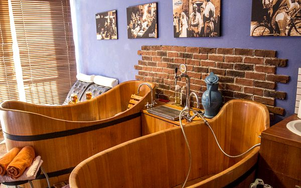 Pobyt v pivních lázních v Poděbradech s koupelí i masáží5