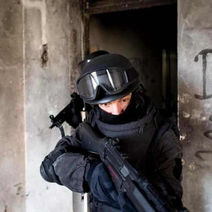 Jednotka rychlého nasazení SWAT