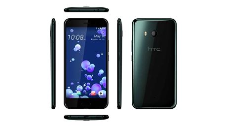 HTC U11 - Brilliant Black (99HAMP032-00)