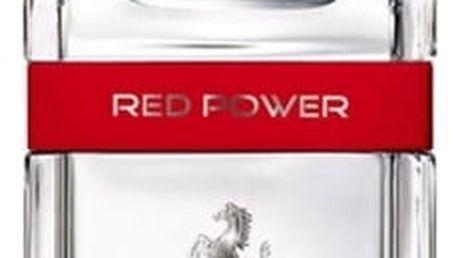 Ferrari Red Power 125 ml toaletní voda poškozená krabička pro muže