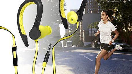 Sluchátka na Běhání GoFit