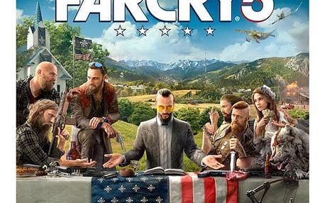 Hra Ubisoft PlayStation 4 FAR CRY 5 (3307216023234)