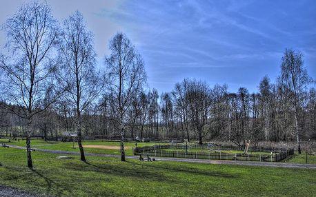 Relaxační pobyt v Hnačově na 3-4 dny pro dva s polopenzí