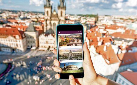 V zakletí času: Venkovní hra v centru Prahy