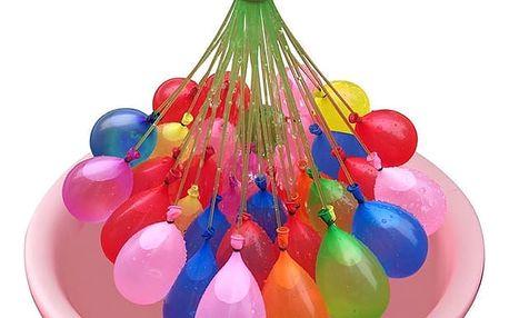 MAGIC BALLOONS Rychle-plnící vodní balóny 111 ks