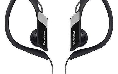 Sportovní sluchátka Panasonic RP-HS34E Černý