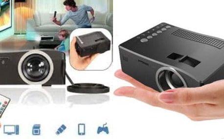 HD mini LED projektor
