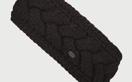 Čelenka O´Neill BW Nora Wool Alpaca Headband Černá