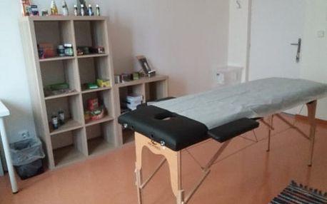 Kurz - masáž zádového komplexu na Praze 9