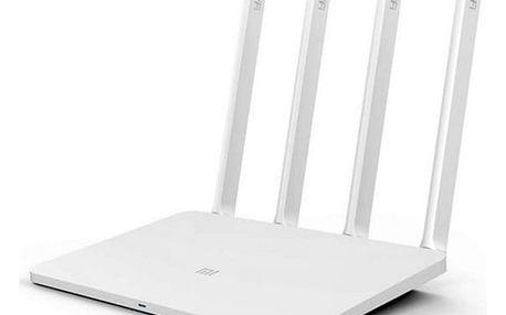 Router Xiaomi Mi 3 bílý (Mi Router 3)