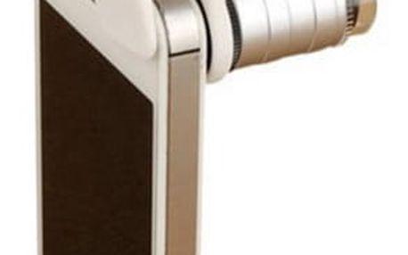 Univerzální mikroskop na telefon s 60x příblížením