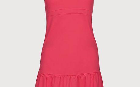 Šaty Loap Monica Růžová