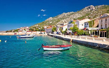 4 nebo 8denní pobyt pro 2 v Apartmánech Kraris v severní Dalmácii v Chorvatsku