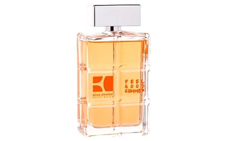 HUGO BOSS Boss Orange Man Feel Good Summer 100 ml EDT M