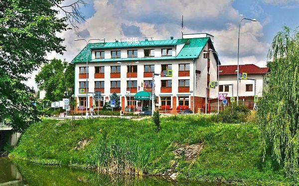 Holiday hotel Macocha***