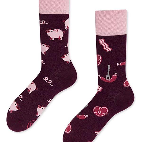 f8cd9b70b5d7 Bonami.cz  Ponožky Many Mornings Piggy Tales