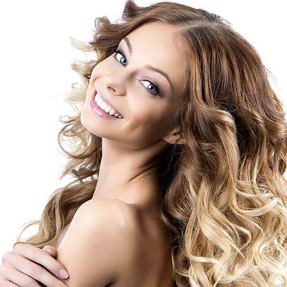 Ombre se střihem pro všechny délky vlasů v Salonu HAIRCUT & STYLE v Praze.