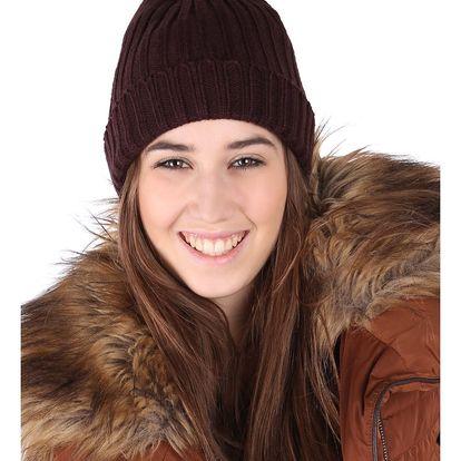 Dámská zimní čepice Pieces