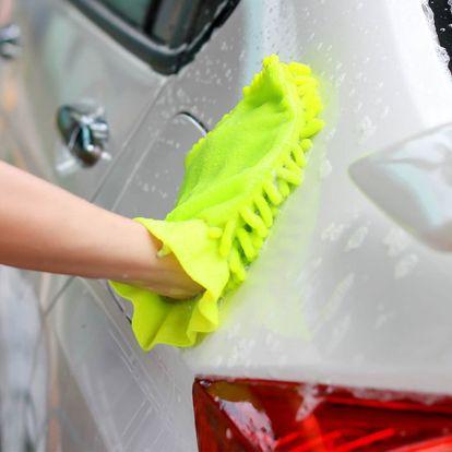 Pečlivé ruční mytí vašeho vozidla - malé i velké