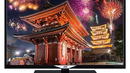 Televize JVC LT-43VF52J černá