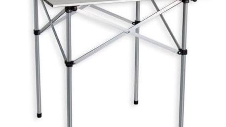 Tuin 1510 Zahradní hliníkový skládací stůl 70 x 70 cm