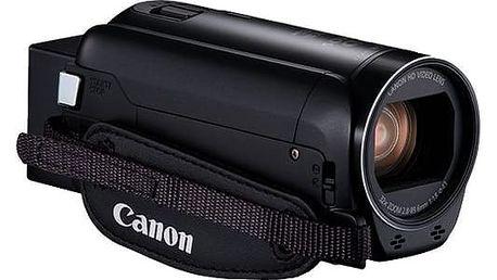 Videokamera Canon LEGRIA HF R806 Essential Kit + pouzdro + karta 8GB černá (1960C015)